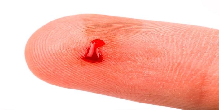 Controls bleeding
