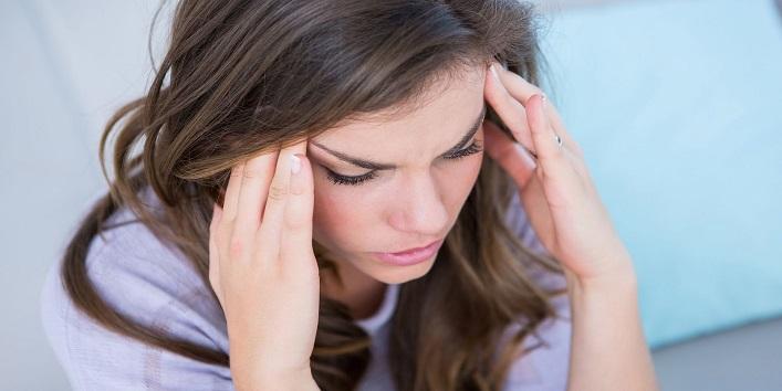 Prevents a headache