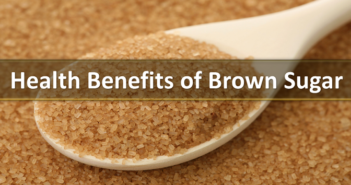 Health Benefits of Brown Sugar