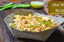 Jhal Muri Recipe
