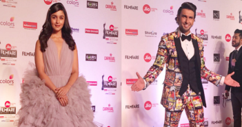Looks from Filmfare Awards 2018