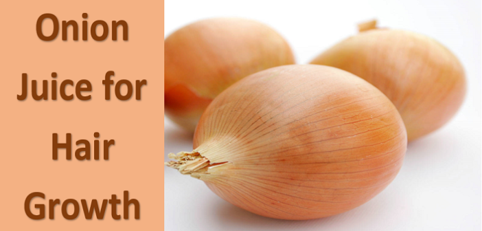 7 Best Ways to Use Onion Juice for Hair Growth