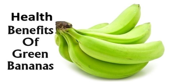 7 Health Benefits of Green Bananas That You Should Know