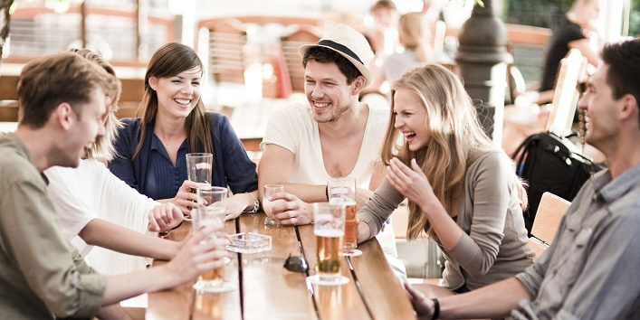 Plan out a day with all your single friends