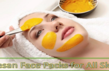 Besan Face Packs