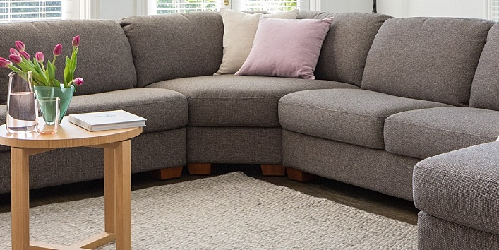 Reduce plushy furniture in the house
