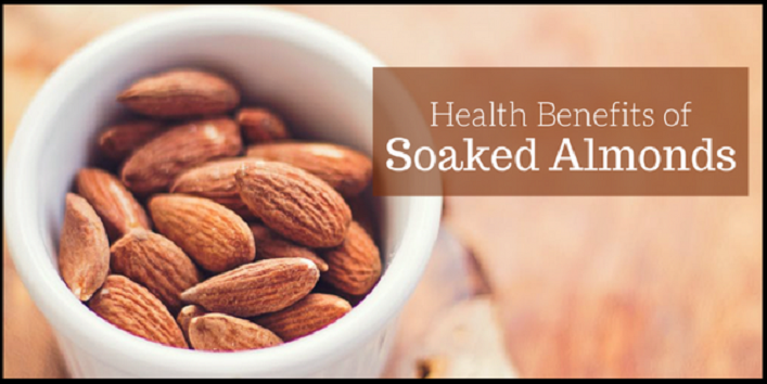 Health Benefits of Eating Soaked Almonds