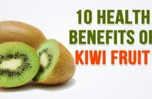 Health Benefits of Kiwifruit