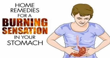 Home Remedies for Burning Stomach
