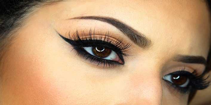 Different eye makeup styles