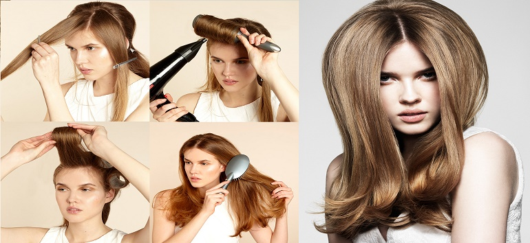 Ways To Style Thin Hair: 8 Easy Volumizing Styling Tips For Thin Hair