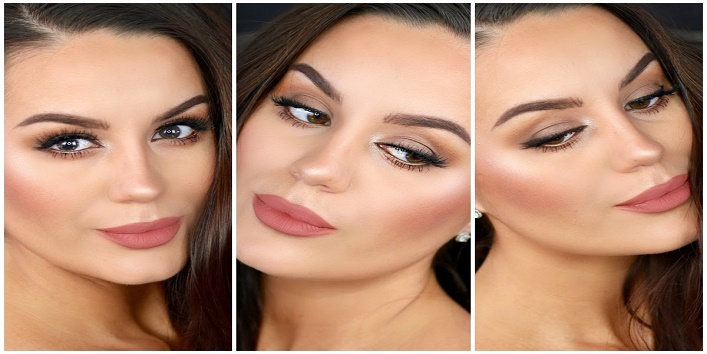 Natural makeup tips for brown eyes