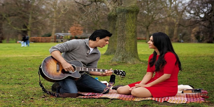 Jab Tak Hai Jaan Bollywood Movie HD Wallpapers
