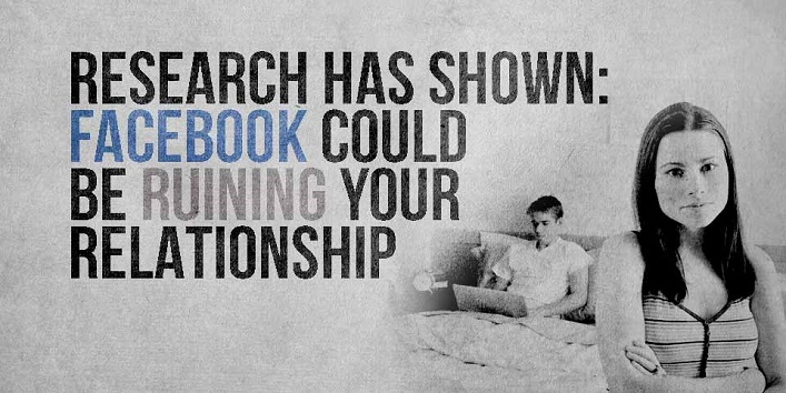 facebook is ruining my relationship