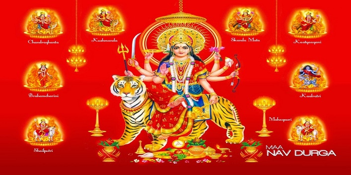 Image result for What is Special about the Nine Days of Navratri?